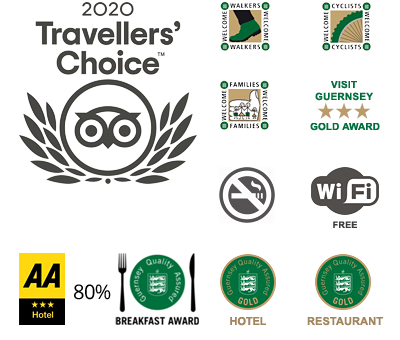 3 star Guernsey hotels.